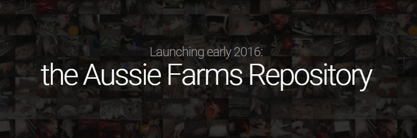 Crowdfunding for the Aussie Farms Repository